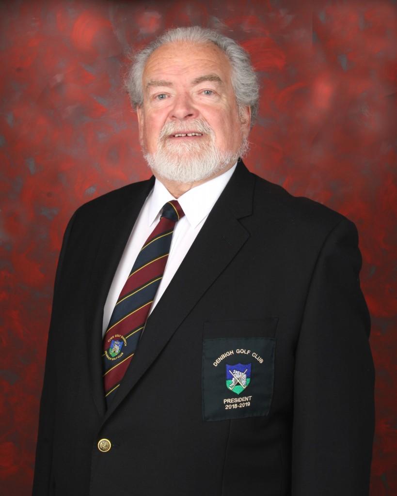 2018 President Alwyn Thomas
